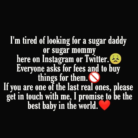 Baby about me sugar Find Sugar