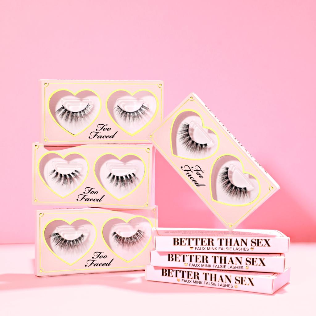 Newness Alert! 🔥 Take your lash game to the next level with our NEW Better Than Sex Faux Mink Falsie Lashes!! Available in four different styles that will transform your look instantly! Shop them here: https://t.co/rkOqJPXak3 #betterthansex #toofaced https://t.co/zhJCH8awa6