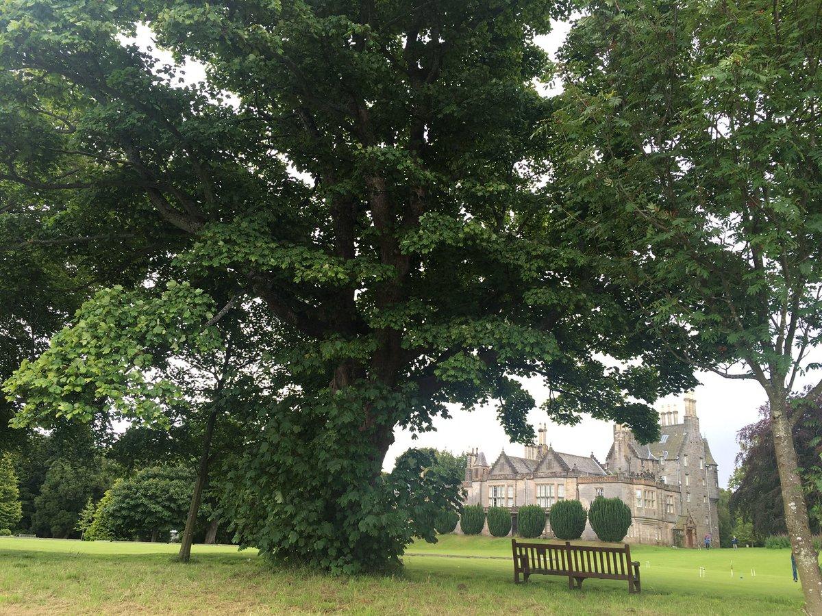 @Edinburgh_CC @KSBScotland @EdinOutdoors #lauristoncastle grounds are very beautiful 🙏🏼 Thankyou