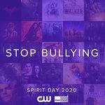Image for the Tweet beginning: It's #SpiritDay! Go purple now