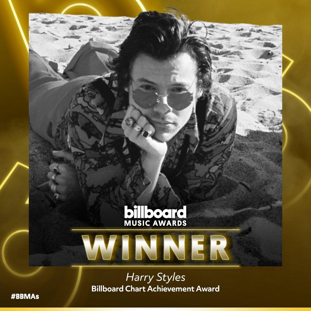Billboard Chart Achievement Award x #BBMAs