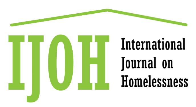 After several years in development, I am deeply honoured to announce the launch of the International Journal on Homelessness - ijoh.ca We seek to be a platform for truly global knowledge exchange on preventing and ending homelessness locally and globally.