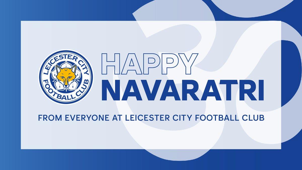 Happy Navaratri to all Foxes fans celebrating!