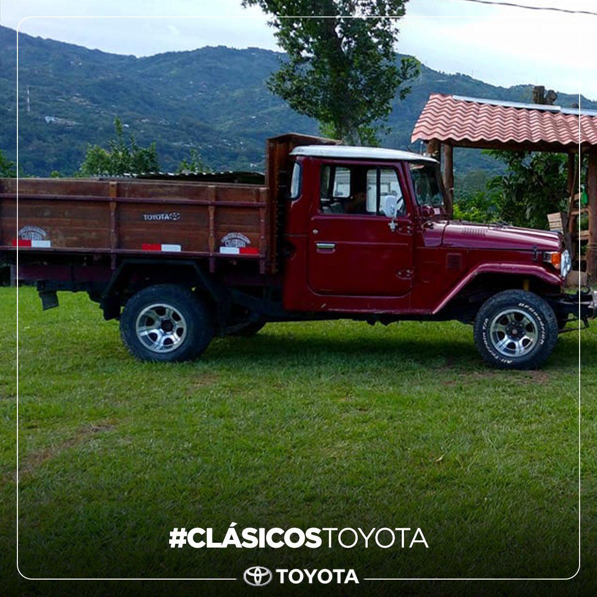"""Lo mejor que existe""  📸Jefferson Jiménez Retana.  #toyota #landcruiser #clasicostoyota #tbt https://t.co/vhzLj9io8d"