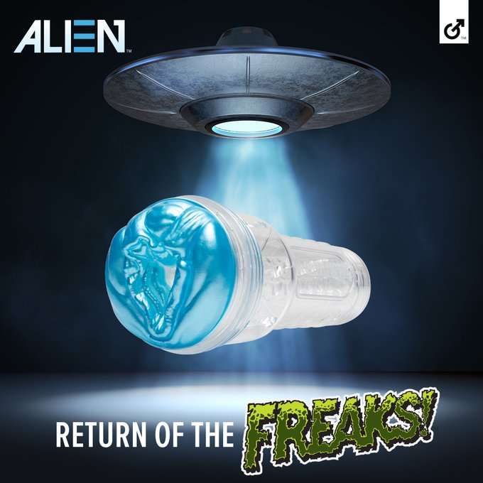 You've waited all year for this. It's the RETURN OF THE FREAKS, with a brand new look featuring clear