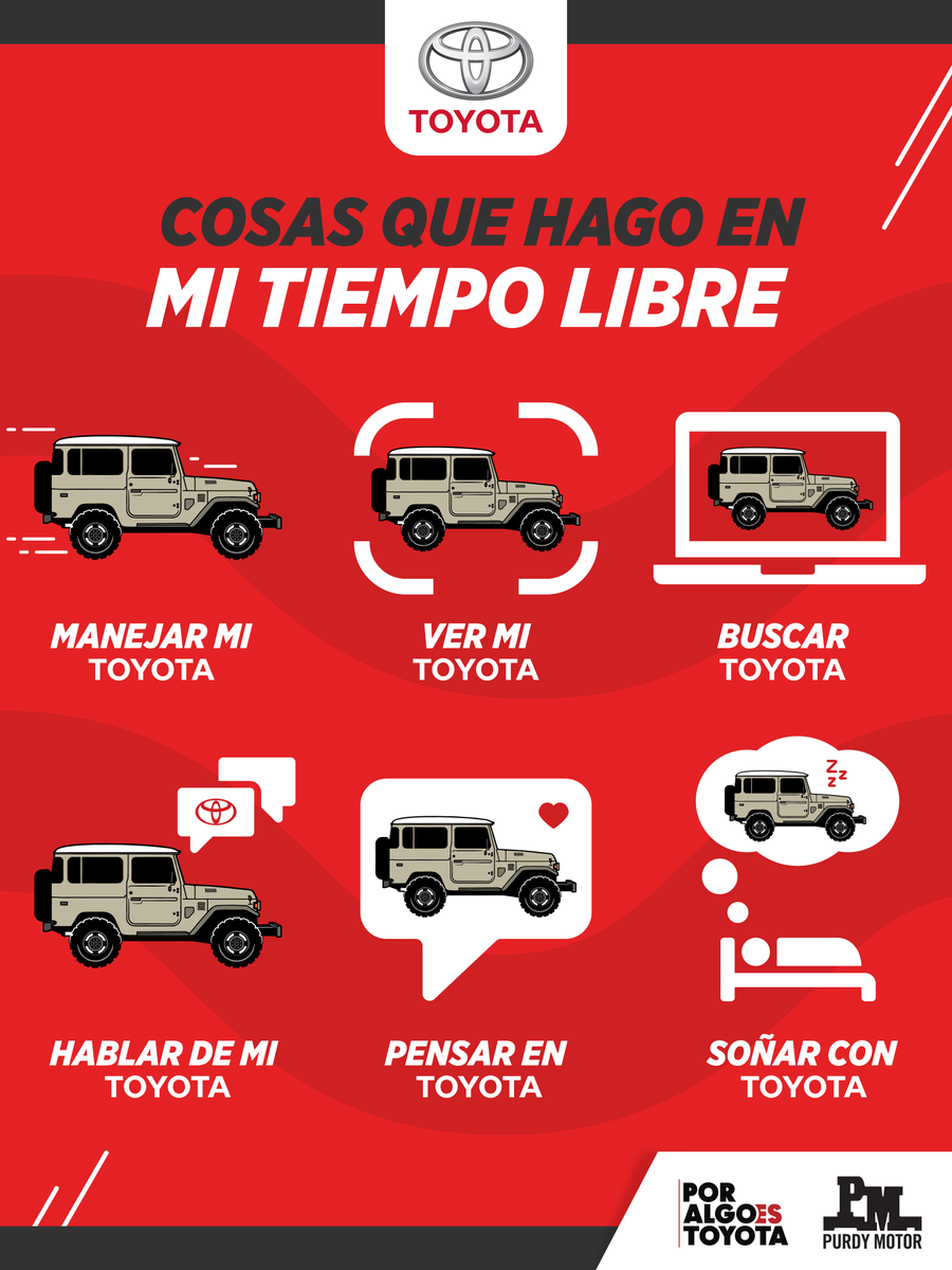 Siempre es #Toyota https://t.co/TQc0xpYSaL