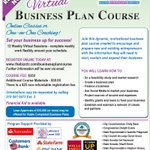 Image for the Tweet beginning: Register now for Virtual Business