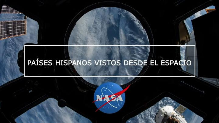 Happy #HispanicHeritageMonth! Check out these amazing images of Latin America and Spain from space!