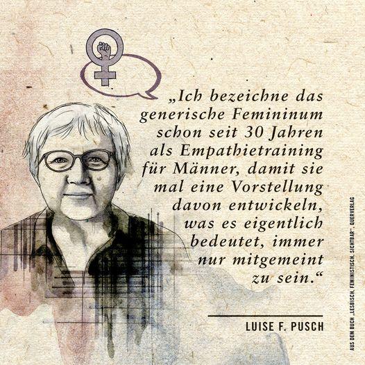 Femininum was bedeutet femininum