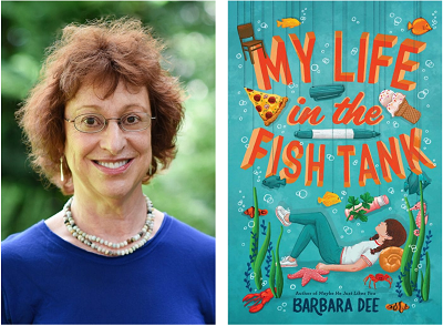 test Twitter Media - Welcome Barbara Dee to our Virtual Book Tour! Visit our blog to hear the author talk about her new novel inspired by a personal experience, My Life in the Fish Tank. Exclusive author recording and teaching resources are included. https://t.co/lQWAizna8Y @Barbaradee2 @SimonKIDS https://t.co/5cXBSK6oh3