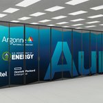 Image for the Tweet beginning: Intel and Argonne National Laboratory
