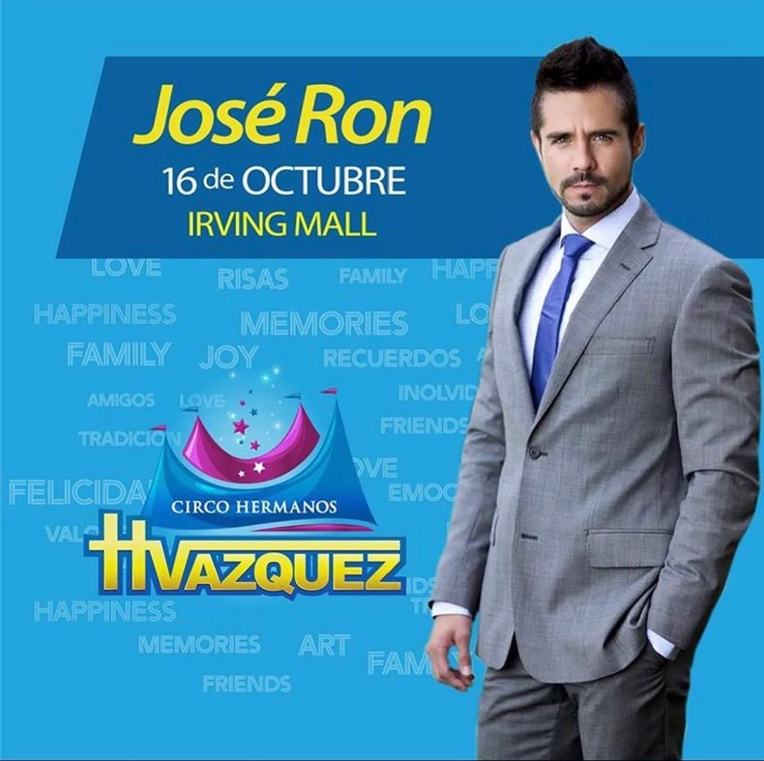 Mañana nos vemos en Irving Mall !!! Los espero ✌🏻