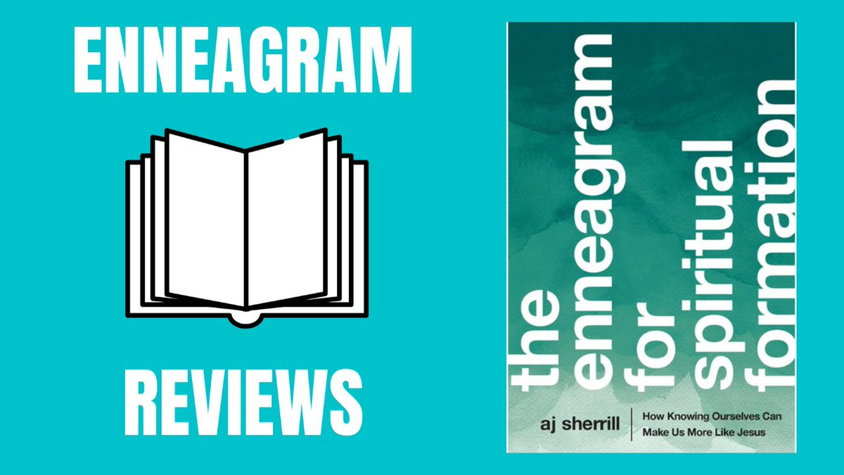 Time for another episode of #Enneagram Book Reviews! Come hear my take on @ajsherrill's new book!  https://t.co/CcNlPDxCTh  #ChristianEnneagram https://t.co/jKO4W4hfBD