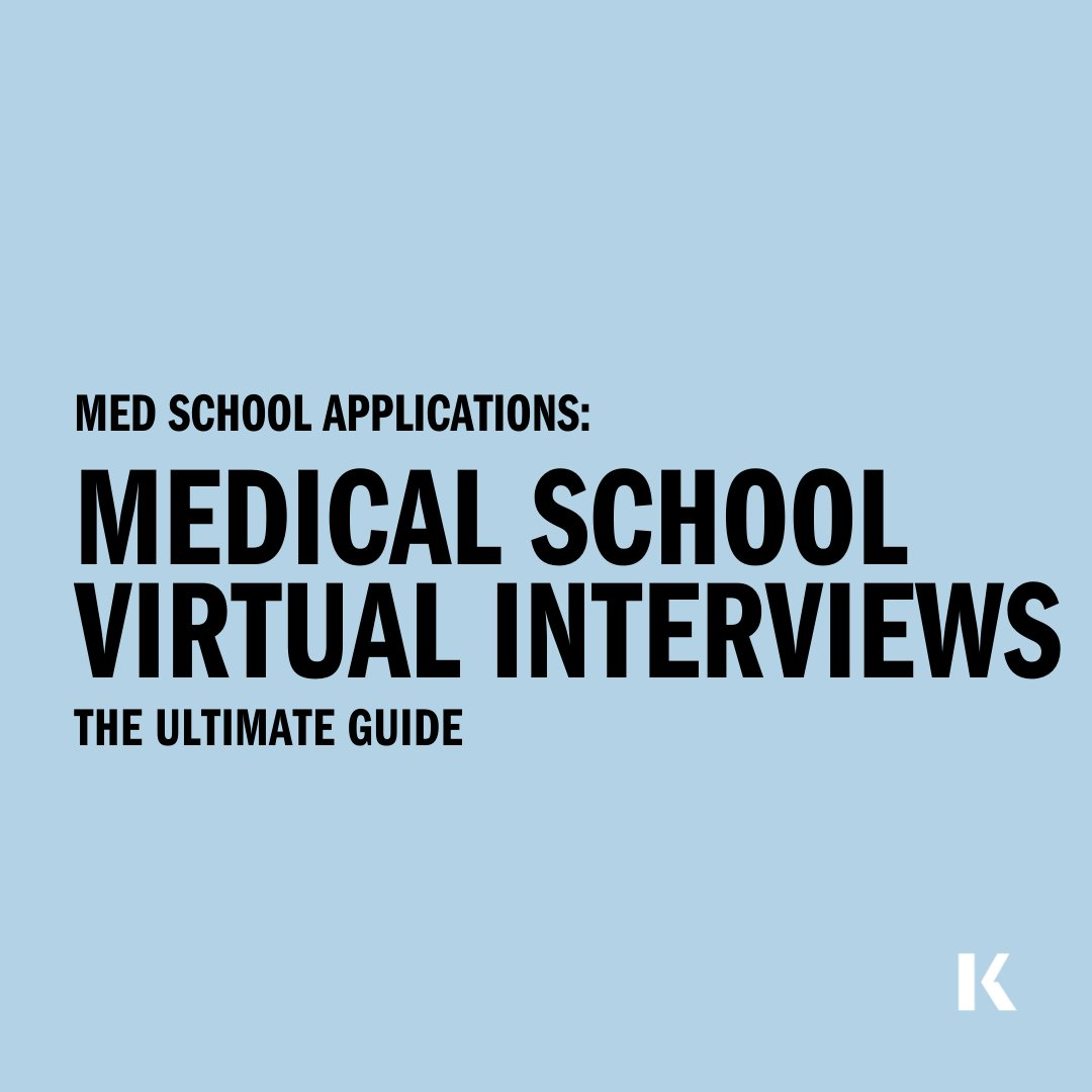 We're living in a new world and there have👏 been👏 some👏 changes👏 . Including in medical school application interviews. Read up on the ultimate guide to med school virtual interviews here: https://t.co/BGsEY2tuwx  #medschool #futurephysician #kaplanMCAT #medschoolinterviews https://t.co/iW9gjOr8Fz
