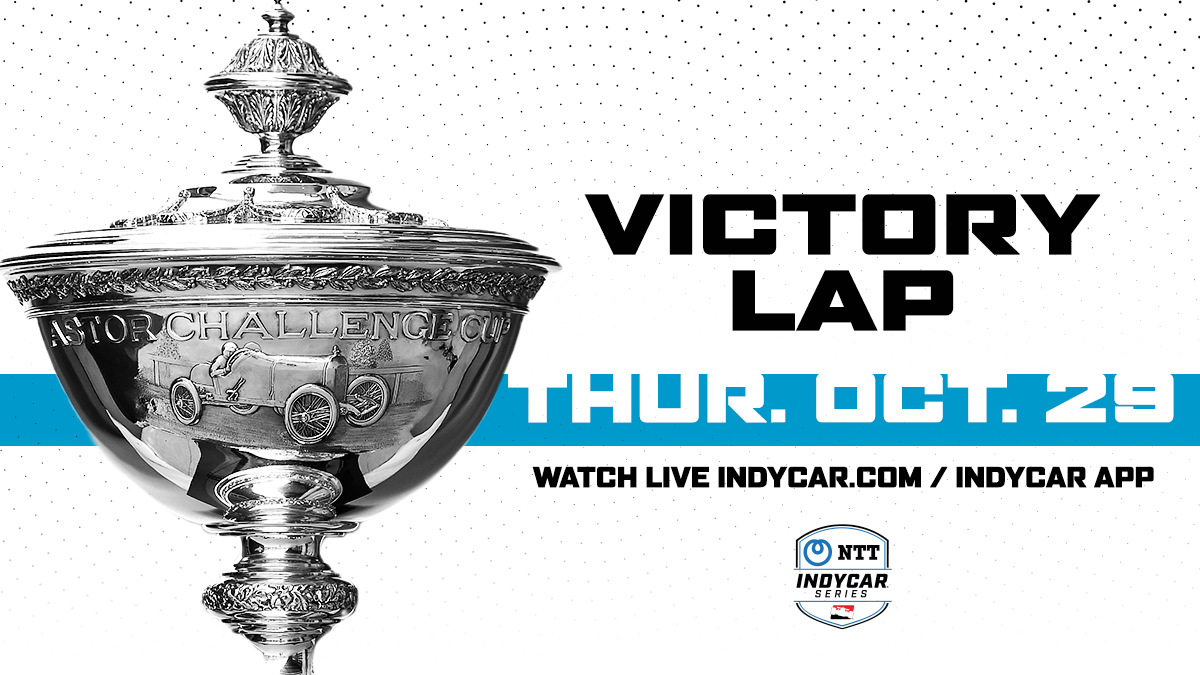 Our championship celebration is going virtual and it's up to the fans to decide who takes home the hardware.  Voting starts tomorrow.  Watch the Virtual Victory Lap live on October 29.   More Info: https://t.co/RFXseMxxQe  #INDYCAR https://t.co/jMUbjeRDId