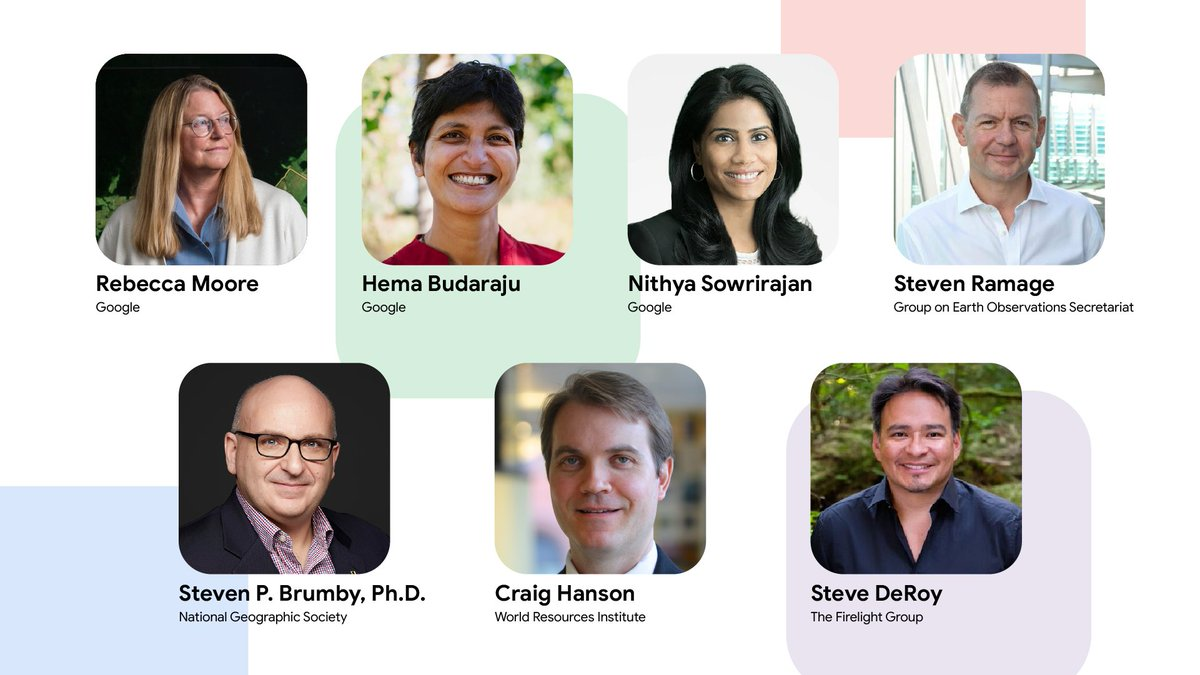 We're less than a week away from the #GeoforGood20 Summit and we are so excited about our lineup of amazing speakers at 🔗👉https://t.co/1WGwXJ8Mmx! Stay tuned for a YouTube playlist of all the talks to be shared after the Summit. https://t.co/Zf41aBbhhd
