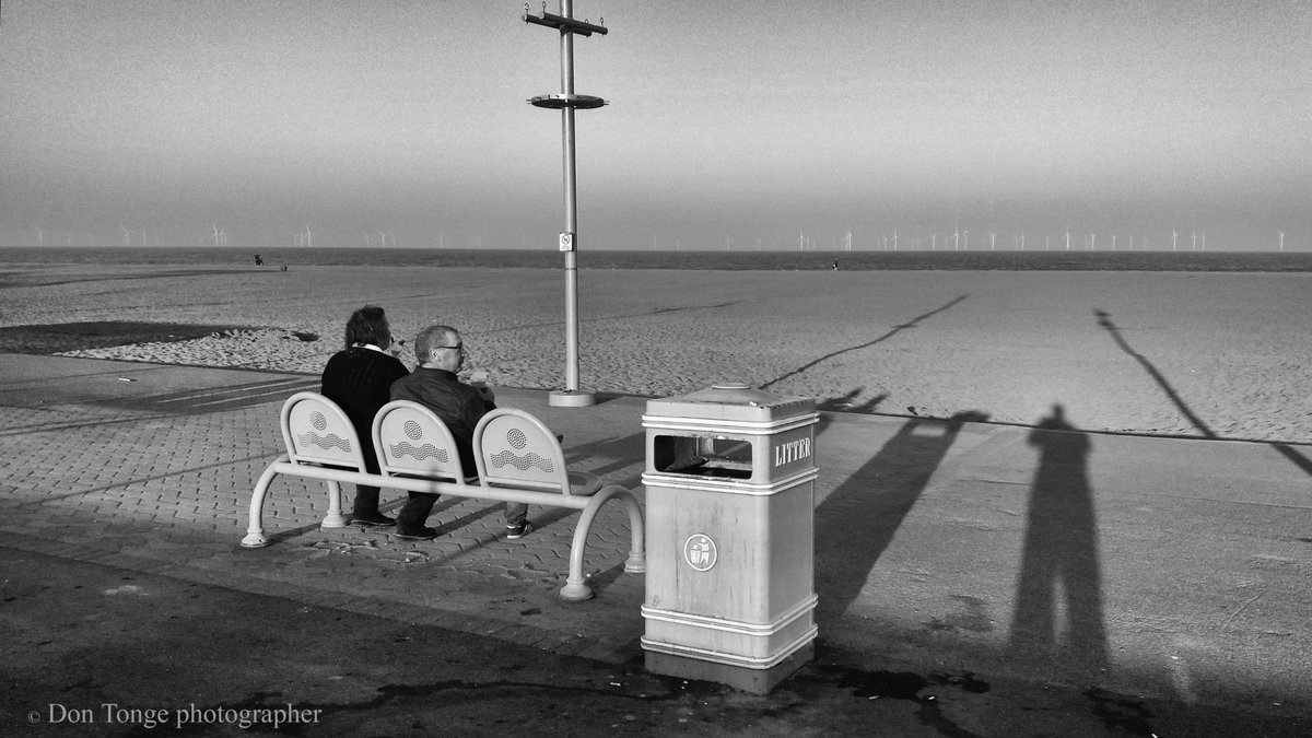 Another pic added to my new book SEASIDE which is almost completed. Skegness 2019, England UK © Don Tonge dontongephoto.bigcartel.com