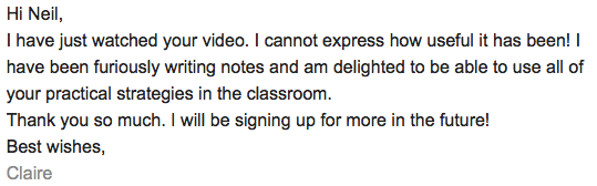@mrs_denglish @skippedtotheend @Kathrine_28 @AlicePenfold1 English teachers are so nice! Just got this message.