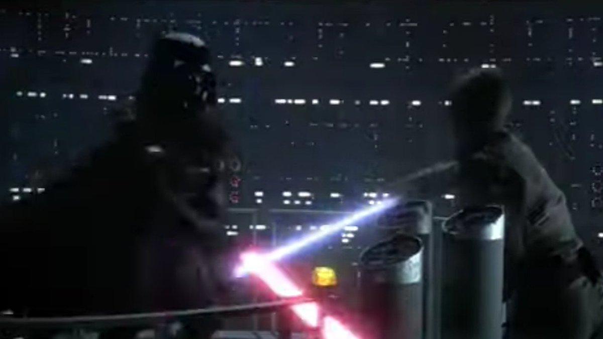 """@WortenES @oppomobilees #OppoRENO4EnWorten  mi escena es en la que se pronuncia una de las frases más célebres de la historia del cine, cuando Darth Vader le confiesa a Luc Sky Walker """"YO SOY TU PADRE"""" en #Elimperiocontraataca  @chusgair es tu turno https://t.co/1Cs57rDGWi"""