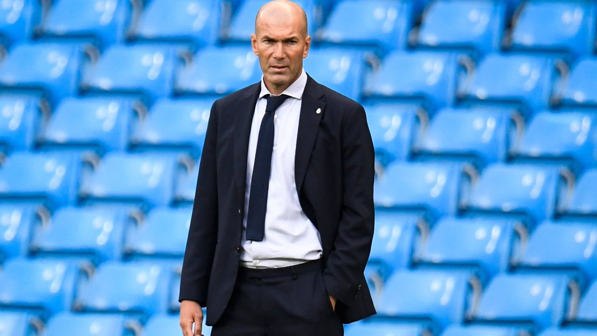 I know it may be very early in the season but a bad result tomorrow is Zidane at risk? 🇪🇸 #laliga #zidane #realmadrid https://t.co/0EtYOLJDKI