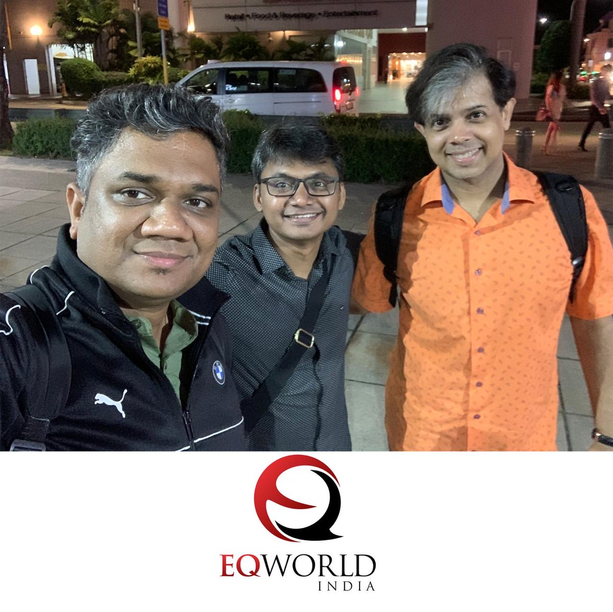 Friendship, trust & purpose brought us together! Thank you Gran for mentoring us. Looking forward to the journey...  #friends #eqworldindia #EQWorld #EnneagramSpectrum #WEPSS #JeromeWagner #9PointsofView #Coaching #Personality #bff https://t.co/wnfOtYIfVJ