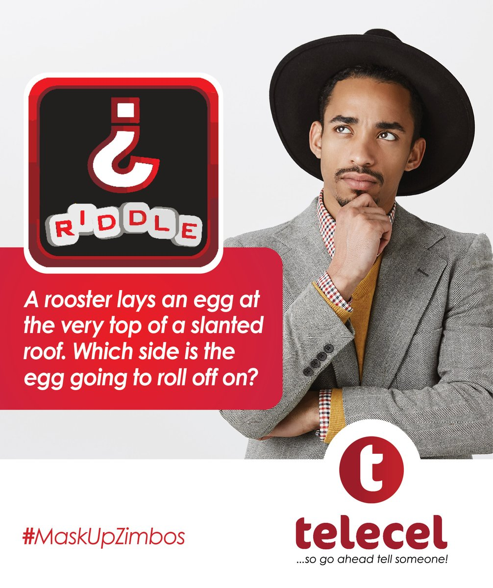 T.G.I.F with your favourite network of Choice! Riddle me this😅🤔: #tellsomeone https://t.co/igaFYOg3Rf