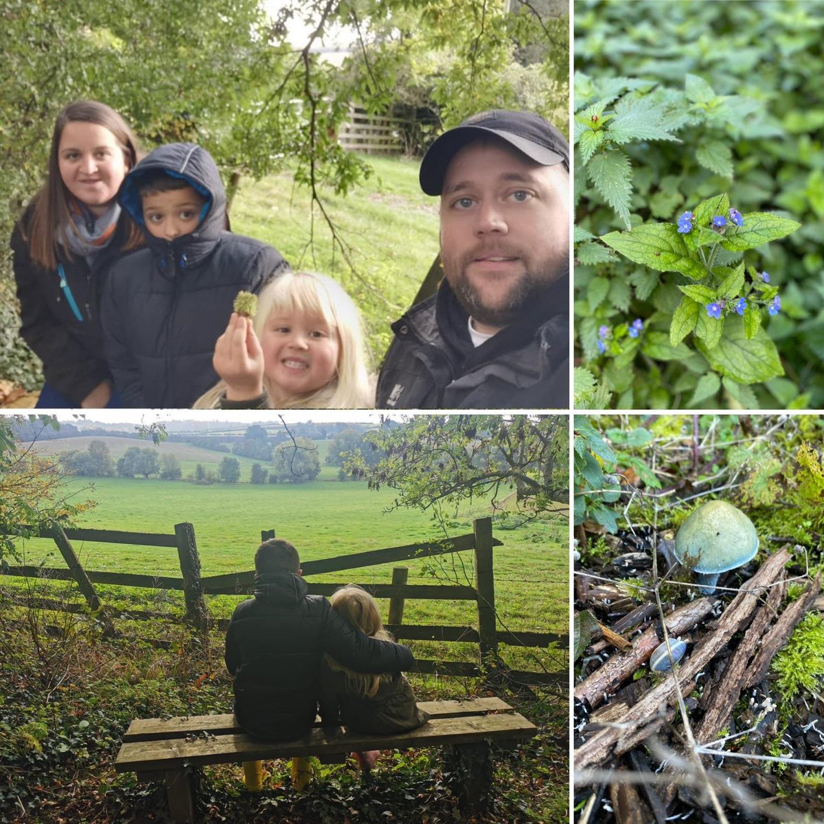 Our Head Chef @lewisdehaan2018 and his family have completed a 5 mile walk for Liam and @beadscourageuk . The BIG question is whether you took any of your delicious flapjacks for energy? #school #chef #family #children #walk #countryside #fields #woods #railway #flowers #leaves https://t.co/xada7JYN50