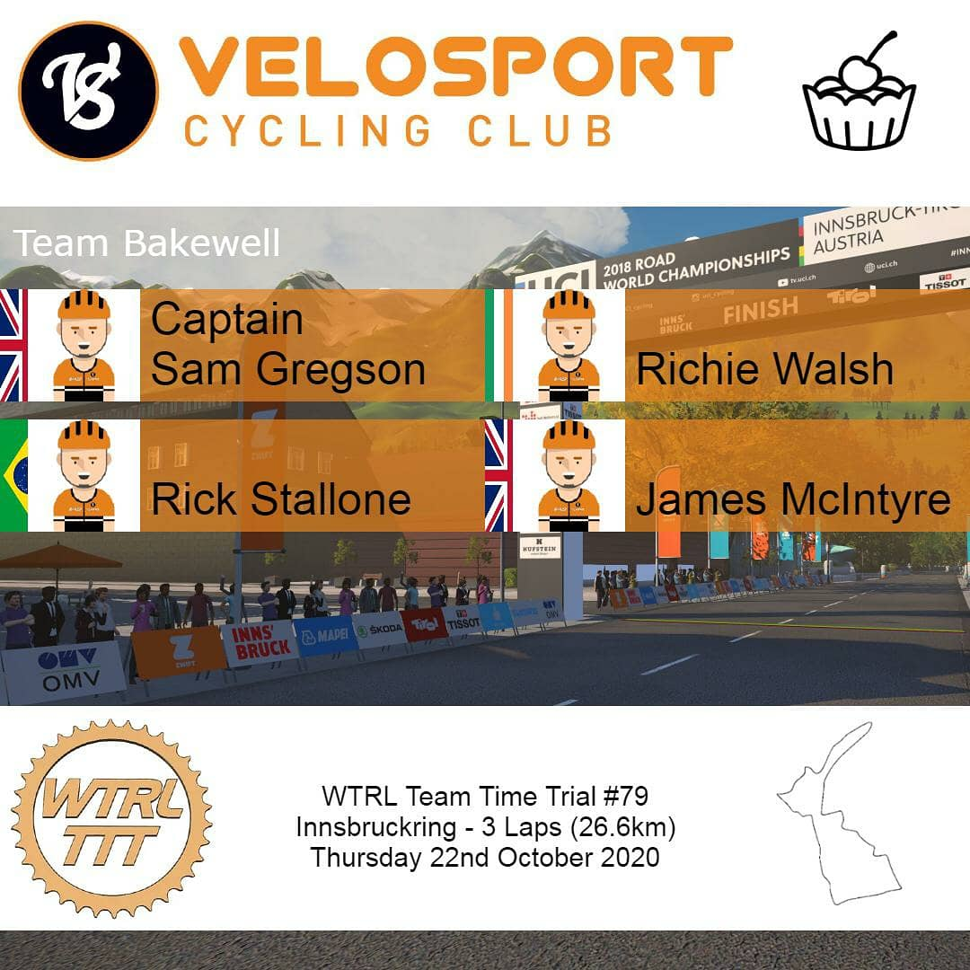 test Twitter Media - In tonight's WTRL TTT we have 15 riders over 3 teams racing and representing the club.  Team Tiffin Helen K Denis J Emily B Jeroen H Ali A Peter D  Team Bakewell Sam G Richie W Rick S James M  Team Flapjack Mark Nick S Cerne F Gareth C Nathan W  Best of luck!!  #gozwift | #wtrl https://t.co/HbrmGcfDSx