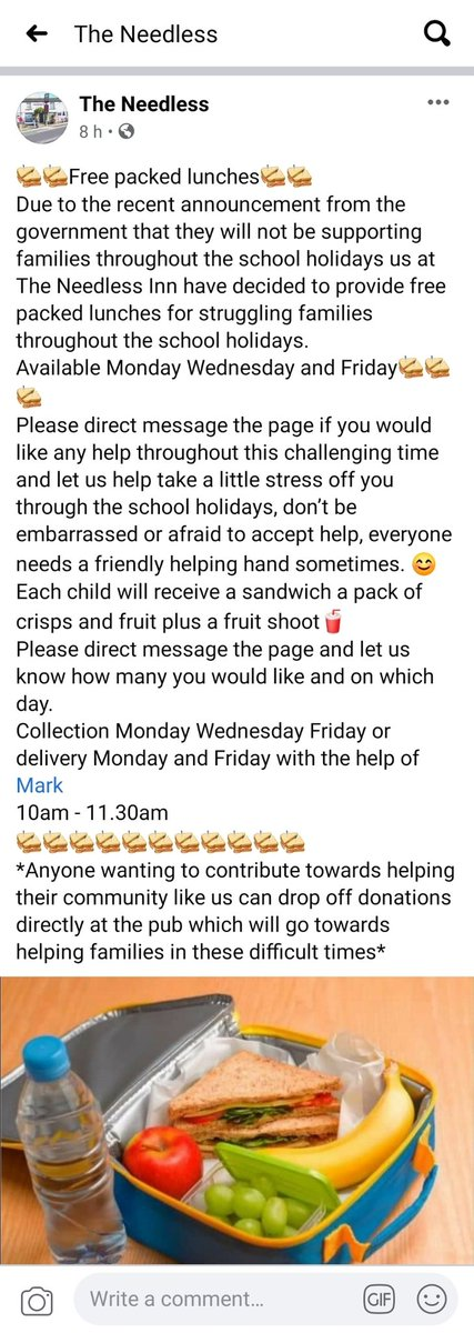 """In the words of @Tesco """"Every little helps"""" Please share this if you live local to Morley/Birstall/Batley. Donations are also being taken.  #NoChildGoesHungry #ENDCHILDFOODPOVERTY #Birstall #Batley #Morley https://t.co/yfoCKVolrL"""