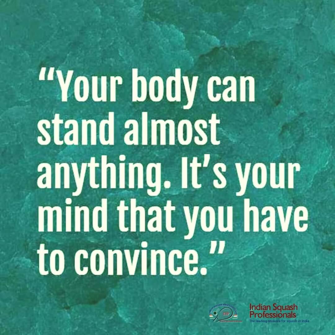 Healthy Mind Healthy Body 🧠🏋️♂️ #indiansquashprofessionals #thursdaythoughts #thursdaymotivation #thursdayvibes #quotestoliveby #quoteoftheday https://t.co/SdJ7uyCK9S