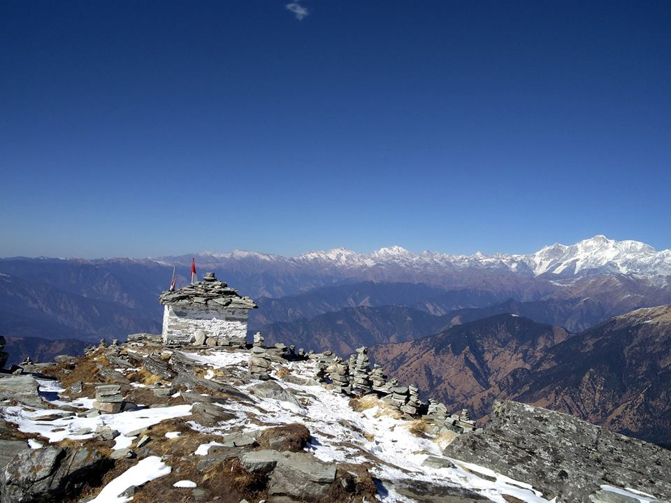 #Chopta is an unspoiled natural destination lying in the lap of the #Uttarakhand Himalayas and offers views of the imposing Himalayan range including Trishul, Nanda Devi and Chaukhamba. https://t.co/YMFudm5L2e  #ExploreIndia #ExploreOuting #Travel #IndiaTravel #Uttarakhand https://t.co/qqMpReboHA