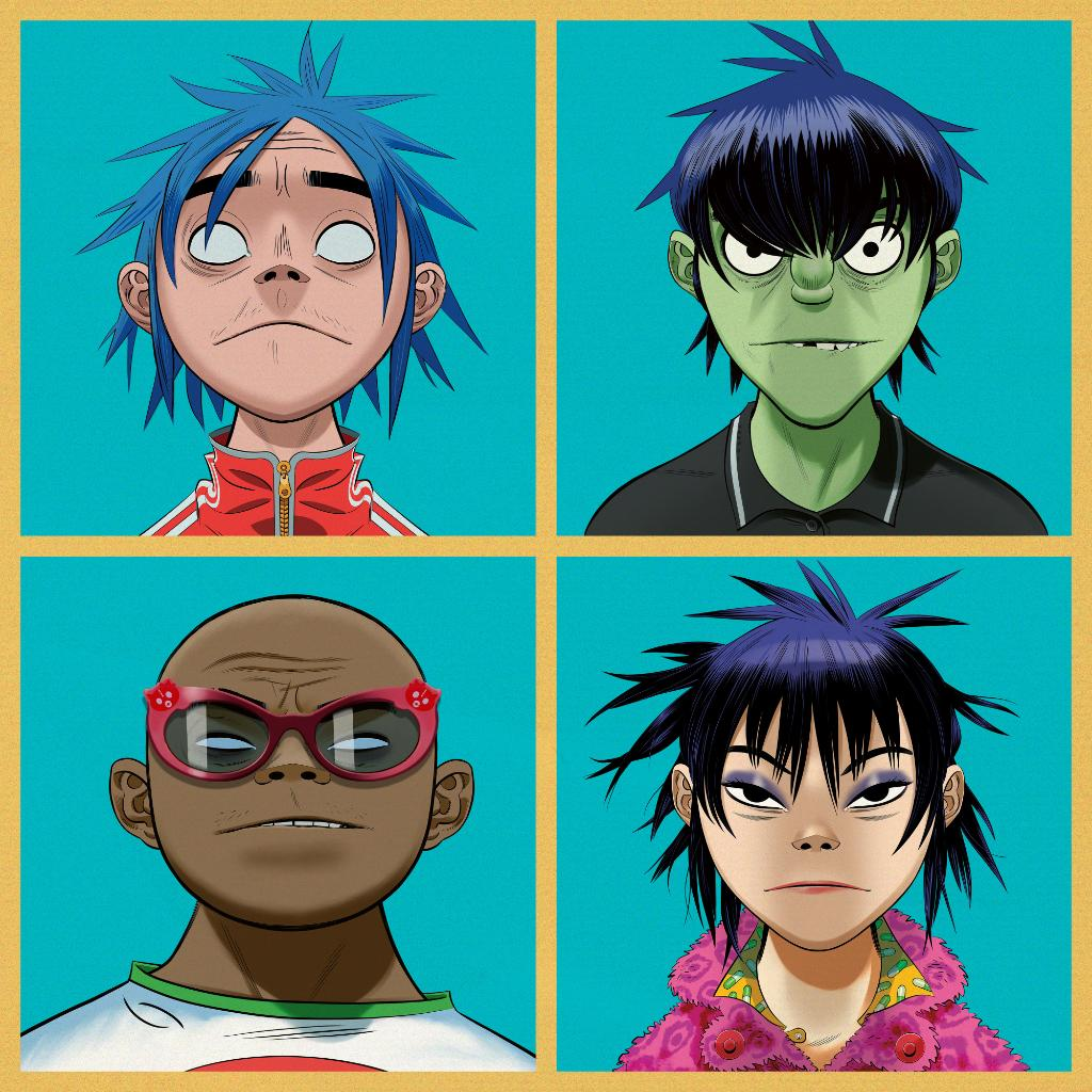 """It's about connecting with people and connecting with the people that are into our music, and taking them on a journey as we go on the same journey.""  #SongMachine, Season One: Strange Timez from @gorillaz is here.  Listen: https://t.co/mV43WCsw6e https://t.co/2D99hNMlyC"