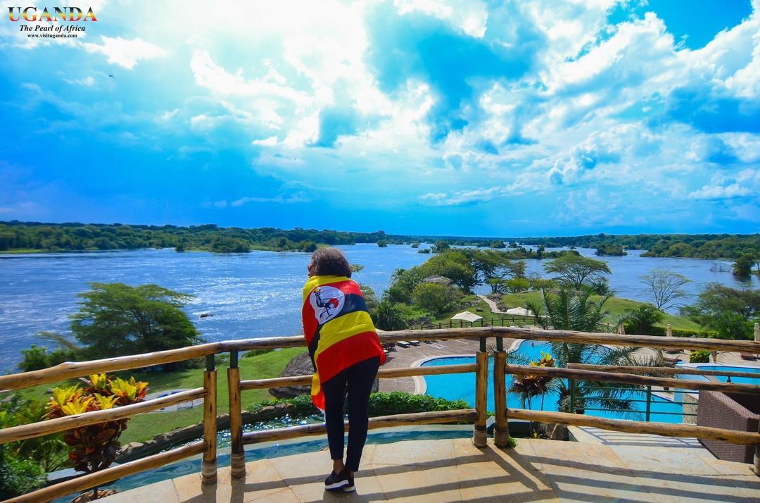 It's Safe to Travel so remember to Save and Travel.  Enjoyed this breathtaking view at Chobe Safari Lodge.  #VisitUganda #takeonthepearl #TulambuleUganda