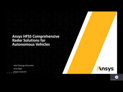 Know how #ANSYS HFSS validate & #design the advanced #driver #assistance systems of #automotive #vehicles. Learn how #HFSS #solvers can be used to develop #radar #solutions that deliver datasets which include range, velocity & more. Watch it now: https://t.co/FFIvWDL3Nc https://t.co/OWIBqqJe5a