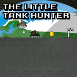 Image for the Tweet beginning: The Little Tank Hunter is