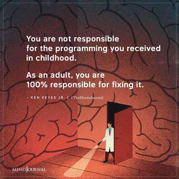 imperfect childhood fix it