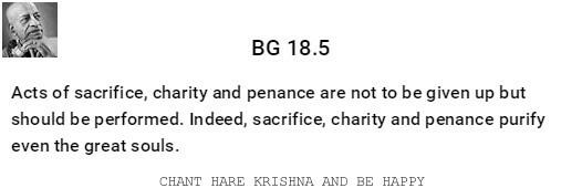 Today's Bhagavad-Gita dose, #HareKrishna https://t.co/vBeWT5jbaw