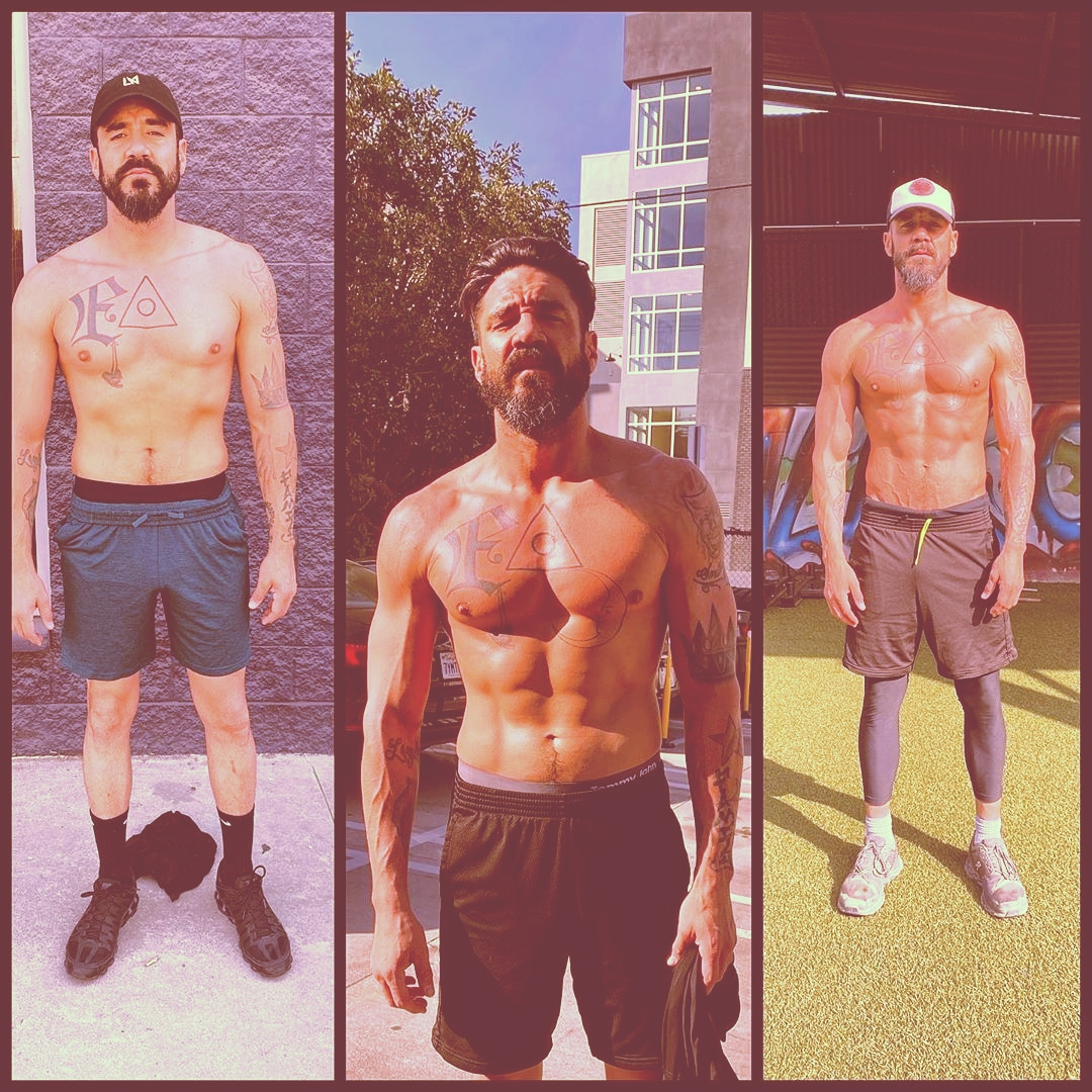 I prefer the middle one 🔥 #myguapobiker #claytoncardenas please don't start to look like The Rock or Zac Efron in baywatch 🙏 too much muscles and frog skin are not attractive imho 😏 https://t.co/9CZy8tQm9L