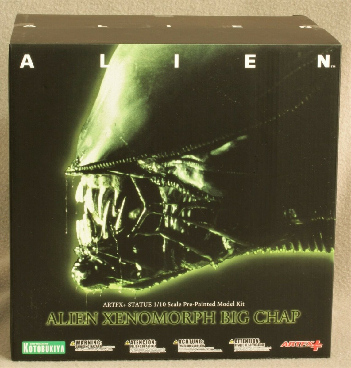 #Spooky stuff #forsale on#Ebay! #scifi #Aliens #Alien #horror #Halloween #Hellraiser #SideshowCollectibles #Collectibles #modelkit #SaturdayThoughts #resin  #FullMoon #PuppetMaster #Blade #kaiju #Xenomorph #statue #artist #Kotobukiya #Exclusive https://t.co/zi16KWMOu7 https://t.co/dxjp5gbaB9