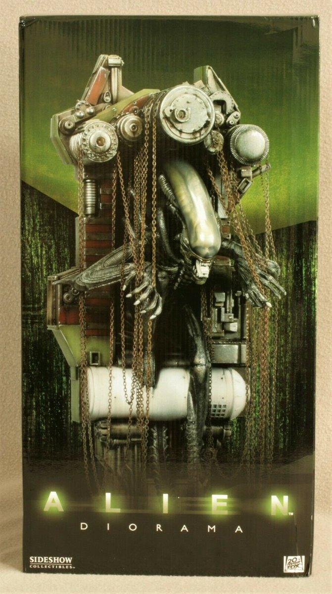 #Spooky stuff #forsale on#Ebay! #scifi #Aliens #Alien #horror #Halloween #Hellraiser #SideshowCollectibles #Collectibles #modelkit #SaturdayThoughts #resin  #FullMoon #PuppetMaster #Blade #kaiju #Xenomorph #statue #artist #Kotobukiya #Exclusive https://t.co/zi16KWMOu7 https://t.co/InJMsU5nKk