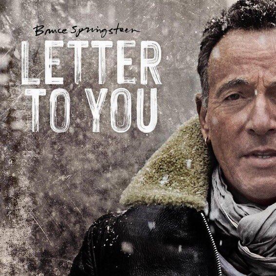 #todayistheday #LetterToYou  released @springsteen  #quetotenlavidanoésfaena 🛴🛴🛴 https://t.co/E8F4ehtvGc