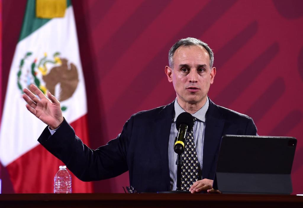 Salud confirma rebrote de Coviden seis estados; curva crece 8% #infomx #Nación https://t.co/kXlEcH0KNn https://t.co/iz0g5EQERX
