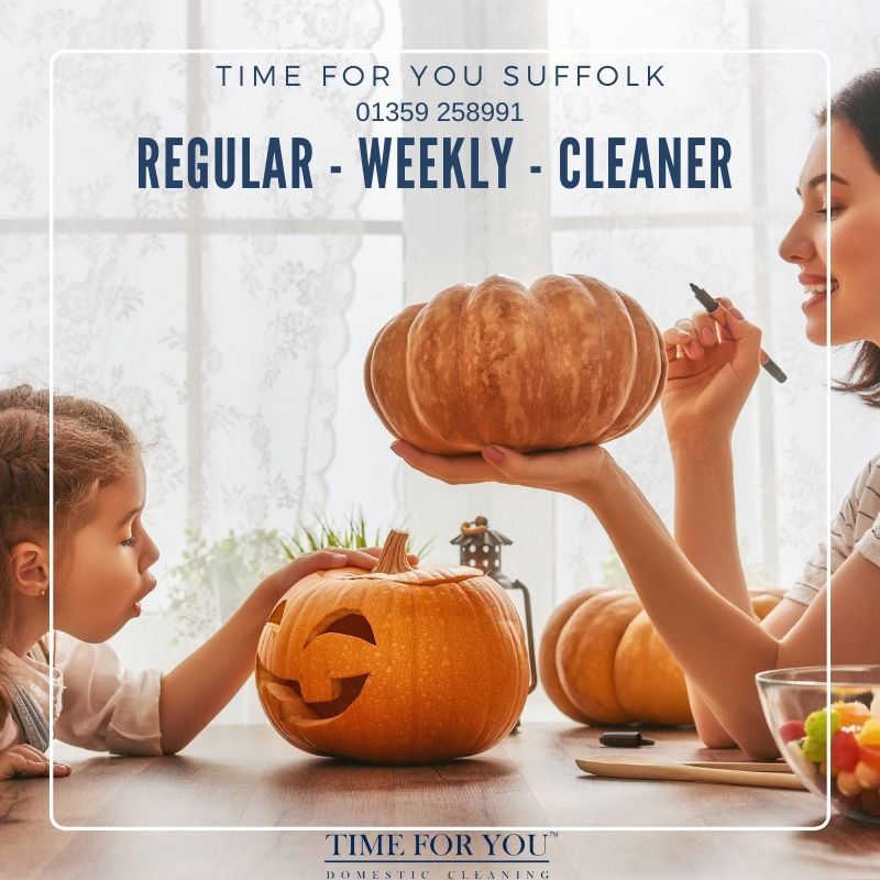 Welcome to your Friday! 🙌🏻 🎃 We are planning our pumpkin carving and final decisions on the design have yet to be made. Have you seen any brilliant creative ideas? Please tag us if you do... we need inspiration. #pumpkin #welovetoclean #cleaning #burystedmunds #suffolk https://t.co/WCcQRlTIWF
