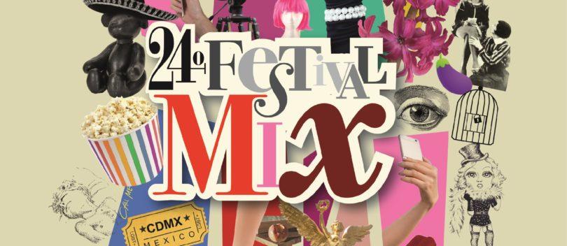 24° FESTIVAL MIX: CINE Y DIVERSIDAD SEXUAL #infomx #Escenario https://t.co/pO87OhQLlD https://t.co/X7aG4yxCWW