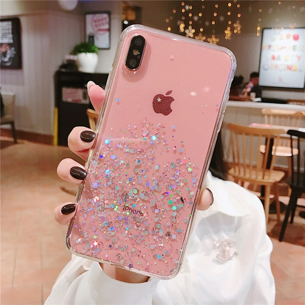 #camera #sports Transparent Glitter Sequins Case for iPhone https://t.co/F7kmmBZbiD https://t.co/YlYeuNQ64K