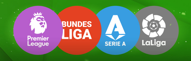 Top 4 Combo! Take advantage of this Weekend with 50% Bonus for a multibet on the Big 4 Leagues. https://t.co/Waa0RAc14t #football #soccer #LaLiga #Bundesliga #SerieA #PremierLeague https://t.co/DjpEXlpPRo