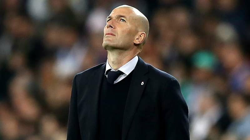 Zinedine Zidane is facing the axe atReal Madridif his side's fortunes don't improve in their next two games.  Madrid are only a point off the top ofLa Ligawith a game in hand, but have suffered embarrassing back-to-back defeats against Cadiz andShakhtar Donetsk. https://t.co/1yqMON4j3j