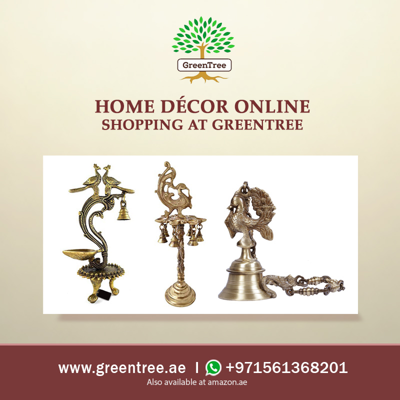 Home Décor online shopping at GreenTree🔔🔔🔔 !  It's easy to find great items for home decor if you know where to look.   🔔 Vintage Brass Temple Bell With Peacock On Chain 🔔  Shop now at  https://t.co/qAaCYad12g for decorative Products & accessories for your home.  #GreenTree https://t.co/DNPVmeYIto