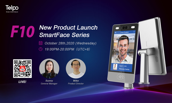 At 19:00-20:00(UTC+8), 28th Oct, #Telpo #general #manager #Sunny and #product #director #Mike will make an #online new #product launch at #Telpo #Youtube #channel.  Learn more: https://t.co/4pWAMdq0lC https://t.co/S1Cq3zHuBP
