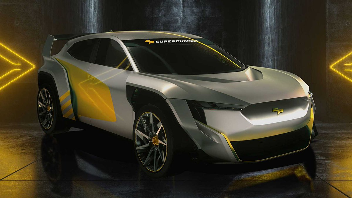 New electric road car-based series announced https://t.co/prb7RTFYSk #electriccar #supercar #racingcar #automotive #Automotivenews #news #car #cars #autotech #supercharged #SuperCharge https://t.co/ed8kodF7xK